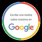 Dejanos una reseña en Google
