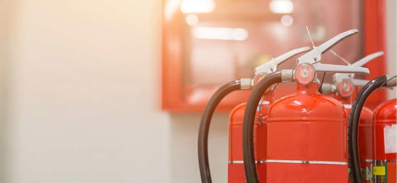 Extintores. Suministro, Mantenimiento y retimbrado