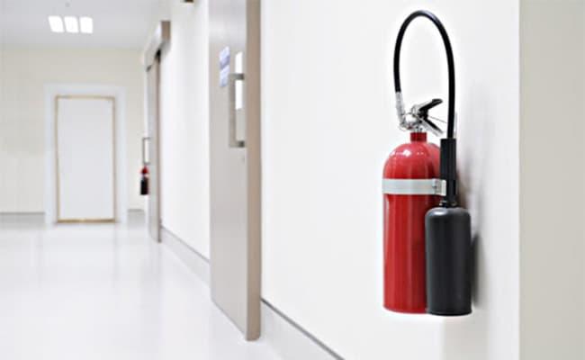 Extintores en Comunidades de Vecinos